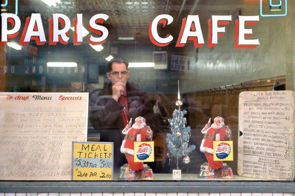 2036 Цветные фотографии Фреда Херцога из 1960 х: Ванкувер и не только