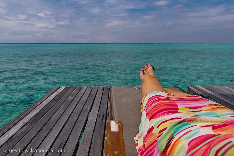 2059 Лучший в мире курортный отель на Мальдивах