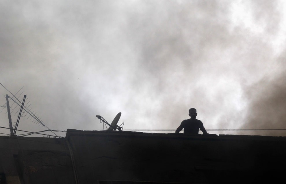 2070 990x640 nuevos disturbios en El Cairo