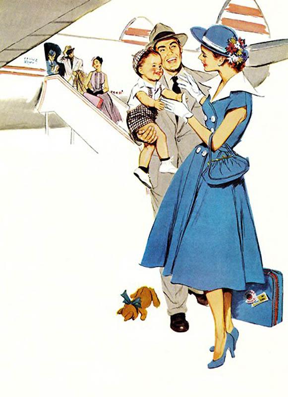 2080 Золотая эра пассажирской авиации
