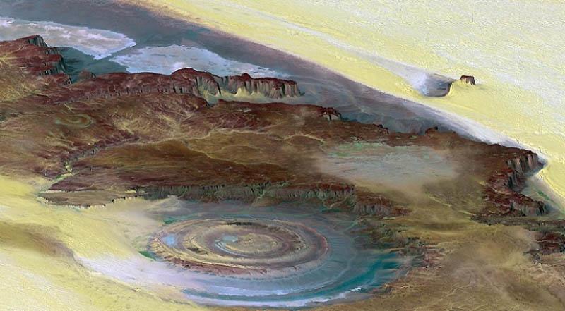 2104 10 красивейших геологических чудес