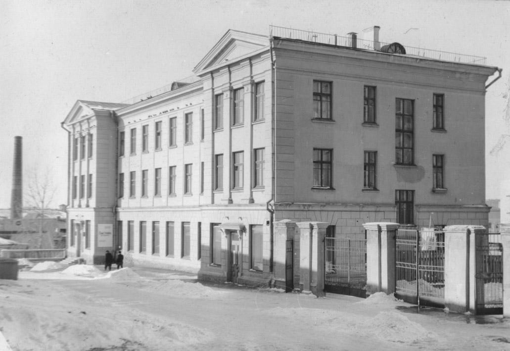 2111 Иваново в 60 е годы