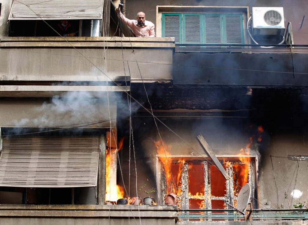 21127 990x725 nuevos disturbios en El Cairo