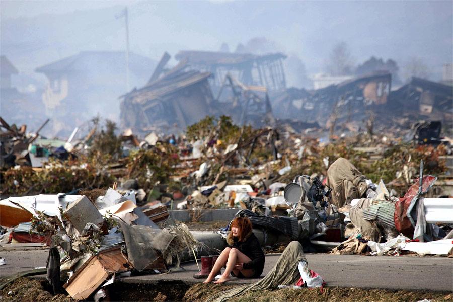 21 148 foto terbaik Reuters di 2011 (Bagian 2)