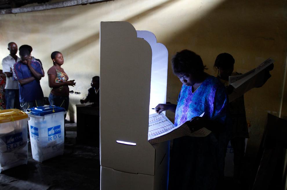 21 153 Pemilu di Mesir dan Kongo