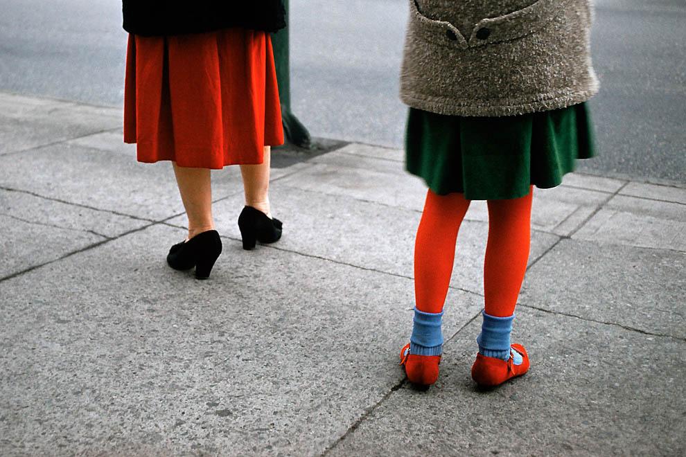 2172 Цветные фотографии Фреда Херцога из 1960 х: Ванкувер и не только