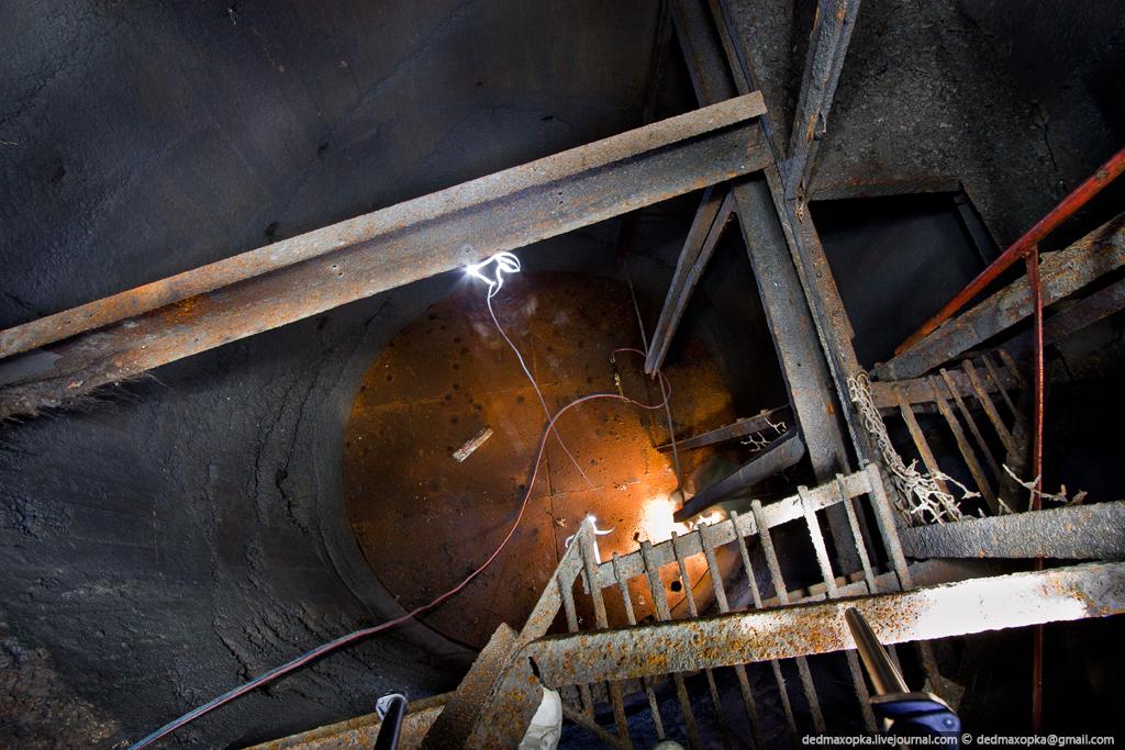 Ditinggalkan bijih besi tambang di 2197