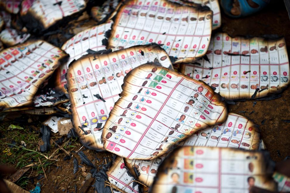 22 125 Pemilu di Mesir dan Kongo