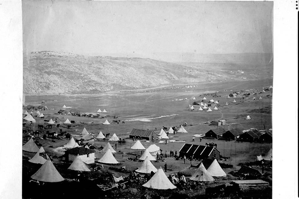 2220 Фотографии времен Крымской войны