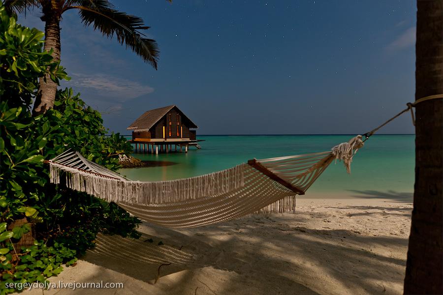 2270 Лучший в мире курортный отель на Мальдивах