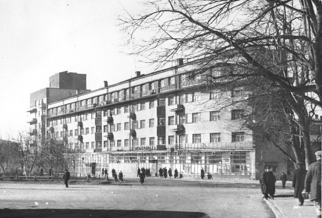 228 Иваново в 60 е годы