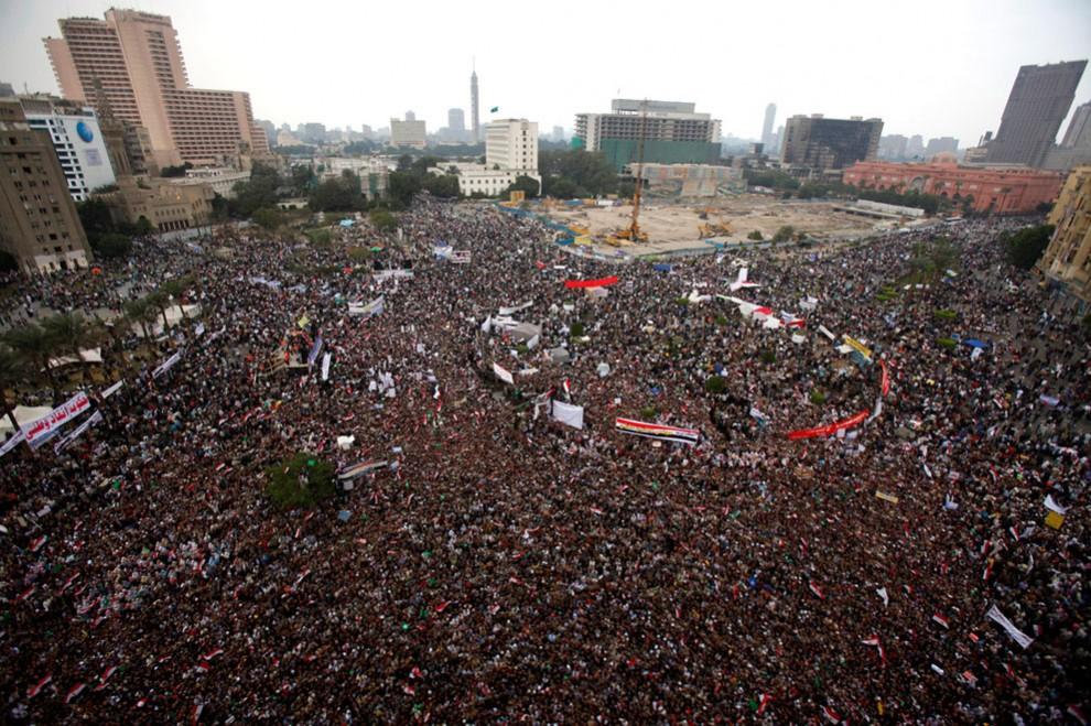 2300 990x659 nuevos disturbios en El Cairo