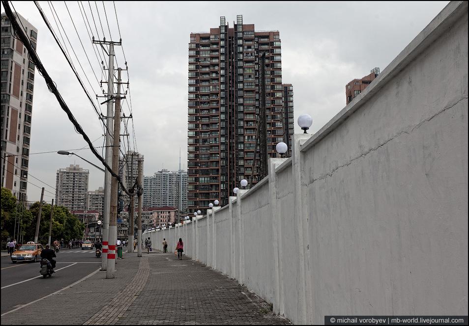 2308 Китай: Шанхайские трущобы