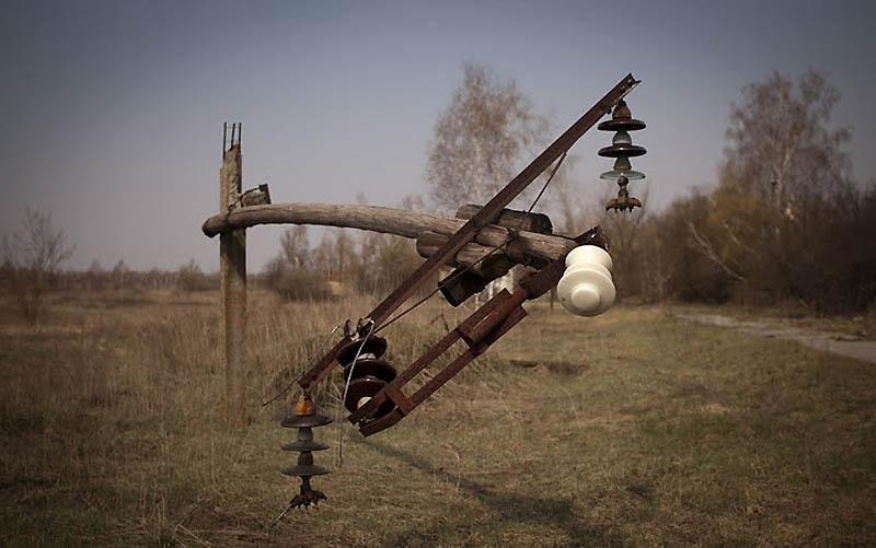 2341 Два дня на мотоцикле в чернобыльской зоне