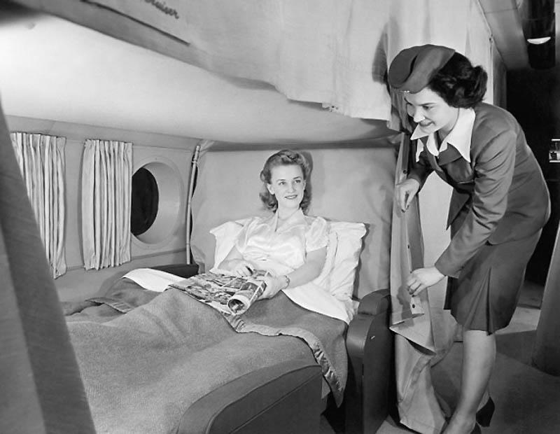 2377 Золотая эра пассажирской авиации