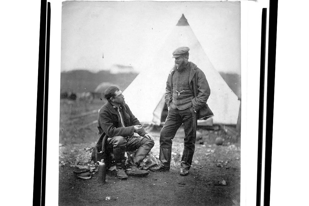 2418 Фотографии времен Крымской войны