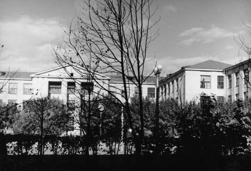 246 Иваново в 60 е годы