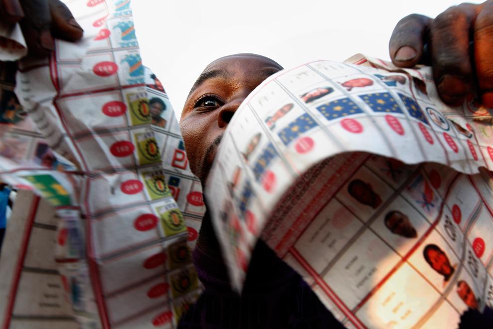 Pemilu 2493 di Mesir dan Kongo
