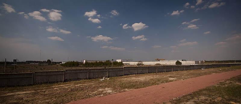 2635 Два дня на мотоцикле в чернобыльской зоне