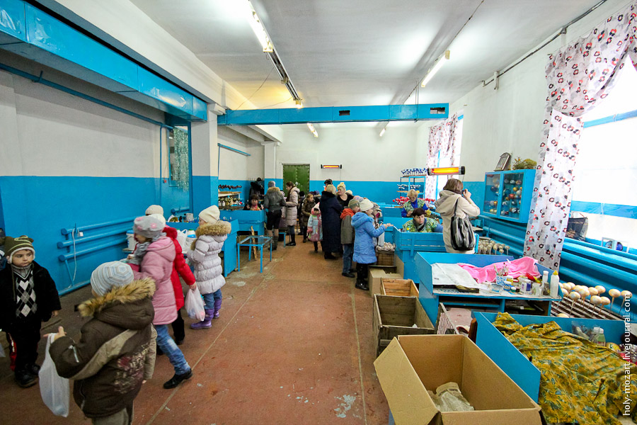 2636 Фабрика ёлочных игрушек