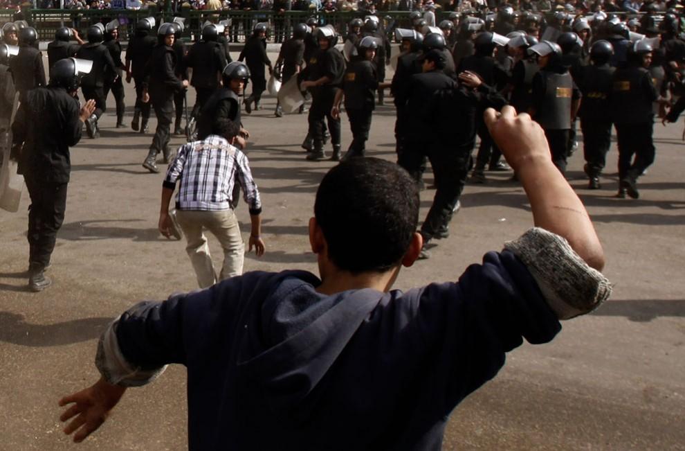 2650 990x651 nuevos disturbios en El Cairo