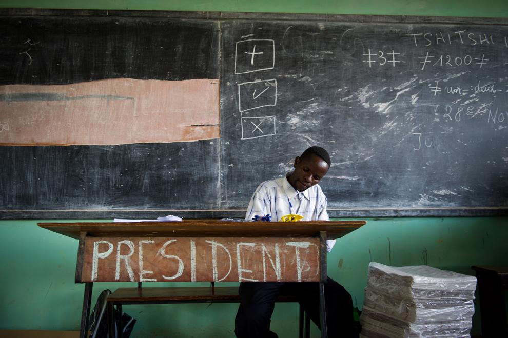 Pemilu 2671 di Mesir dan Kongo