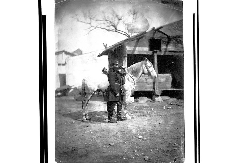 2717 Фотографии времен Крымской войны