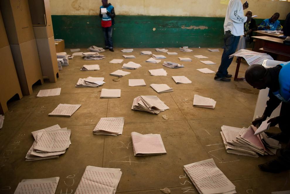 Pemilu 2769 di Mesir dan Kongo