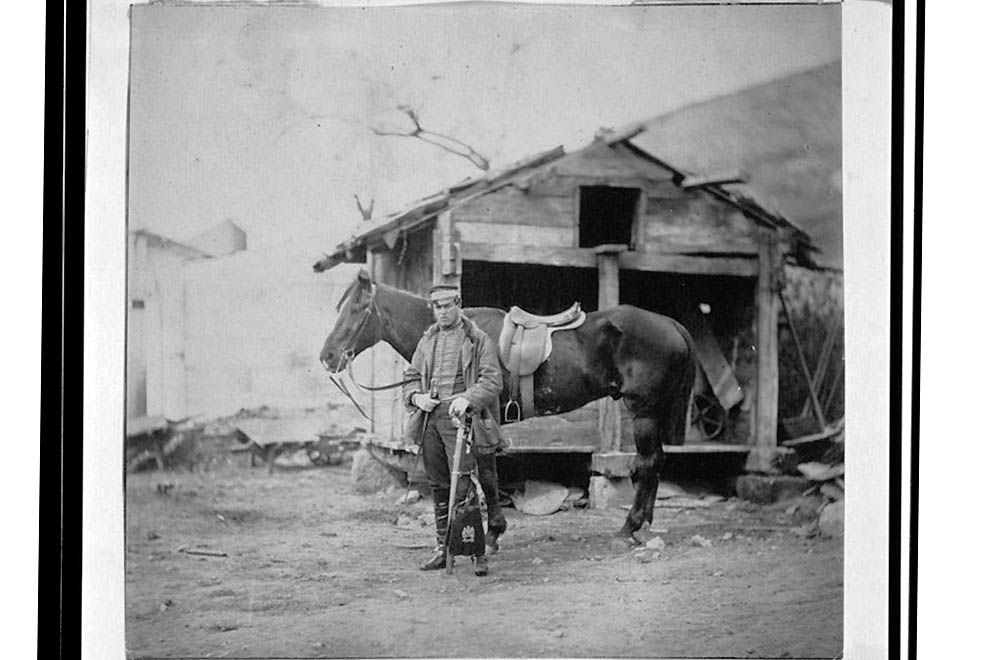 2817 Фотографии времен Крымской войны