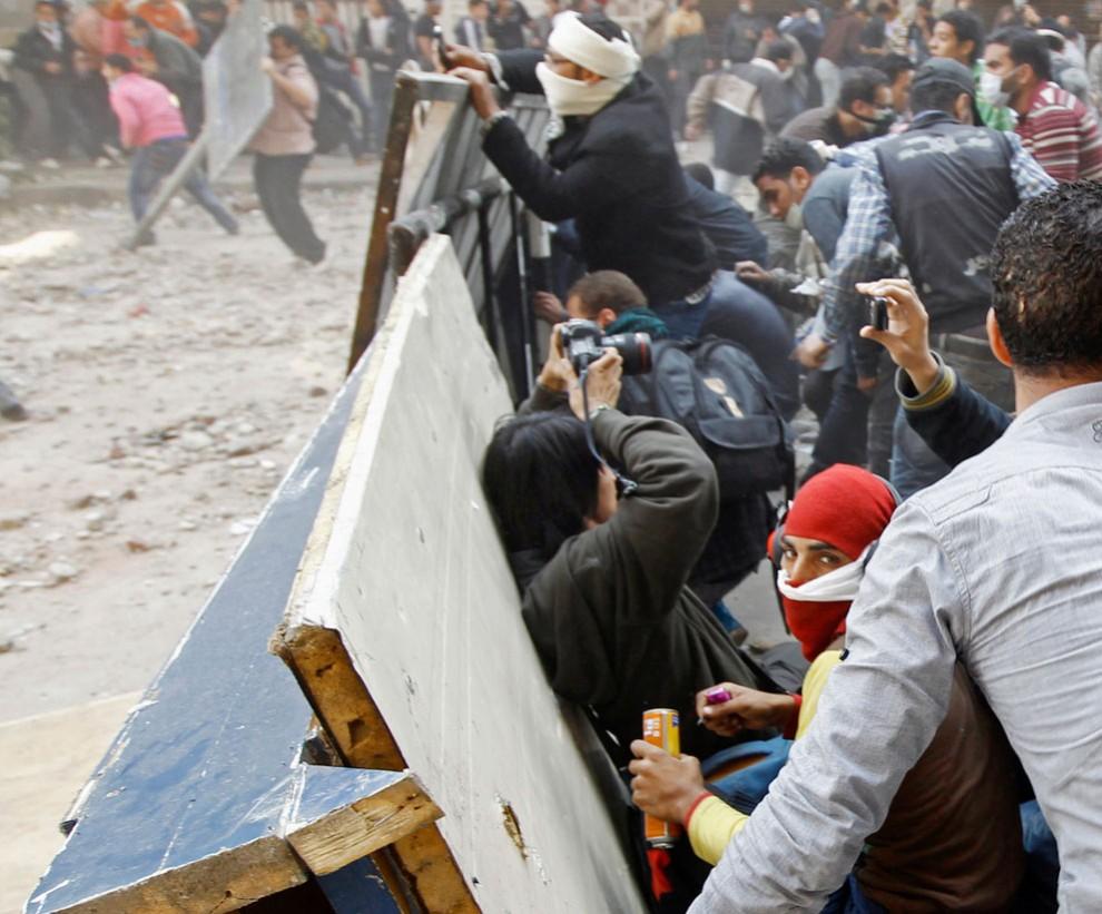 2847 990x821 nuevos disturbios en El Cairo