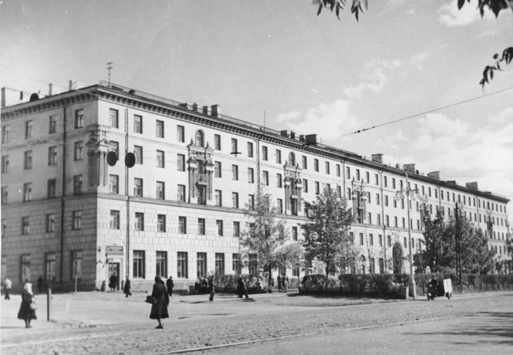 286 Иваново в 60 е годы