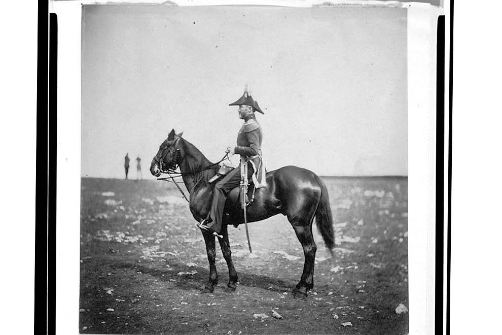 2917 Фотографии времен Крымской войны