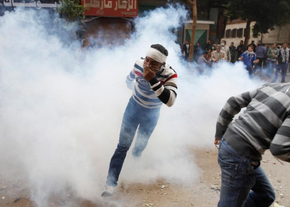 2946 990x707 nuevos disturbios en El Cairo