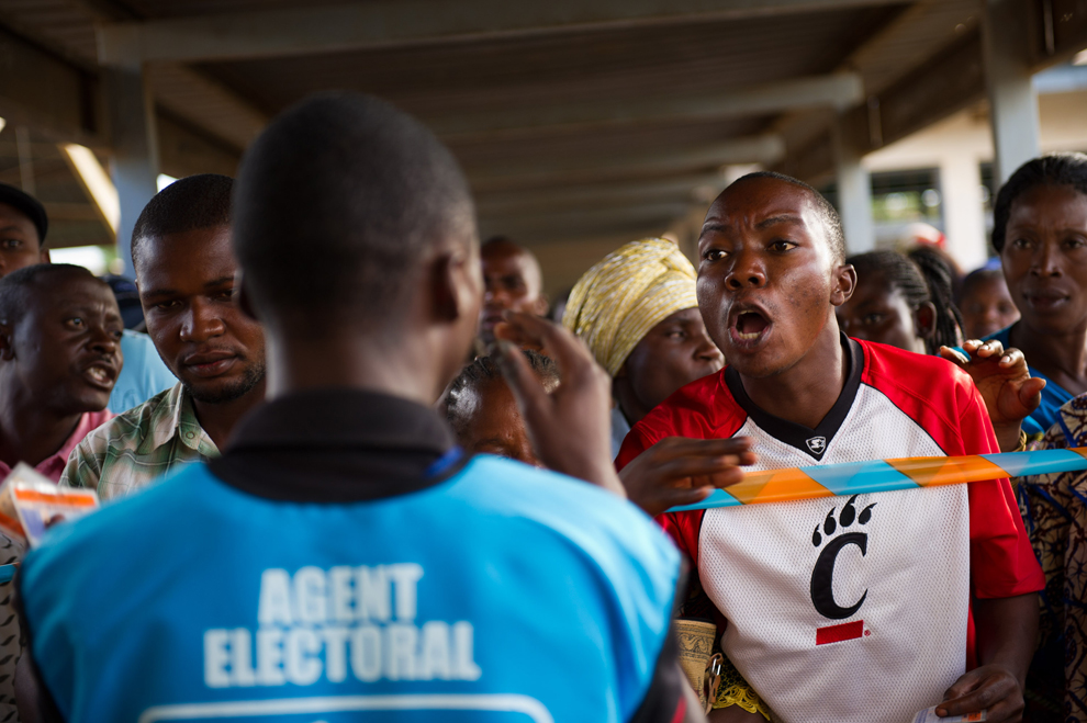 Pemilu 2966 di Mesir dan Kongo