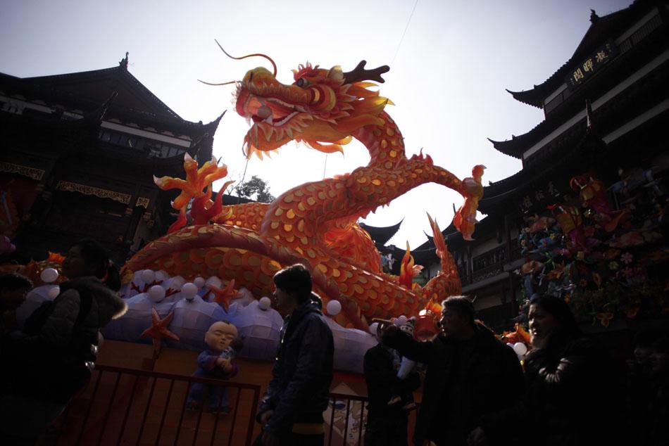 3003661325 Подготовка к китайскому Новому году Дракона
