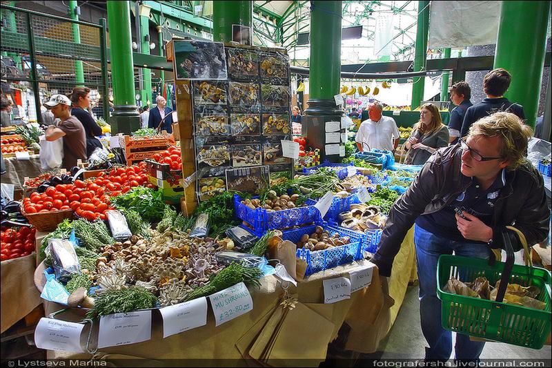 3019 Лондонский рынок BOROUGH MARKET