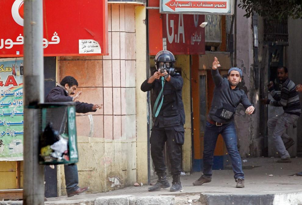 3045 990x675 nuevos disturbios en El Cairo