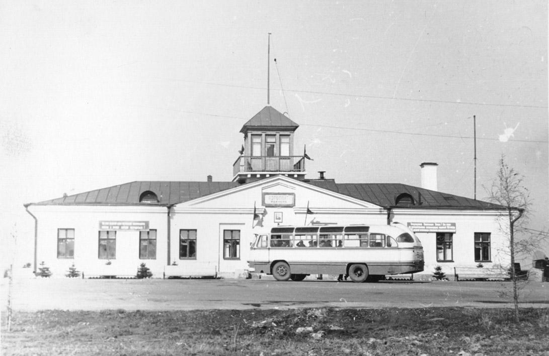 306 Иваново в 60 е годы