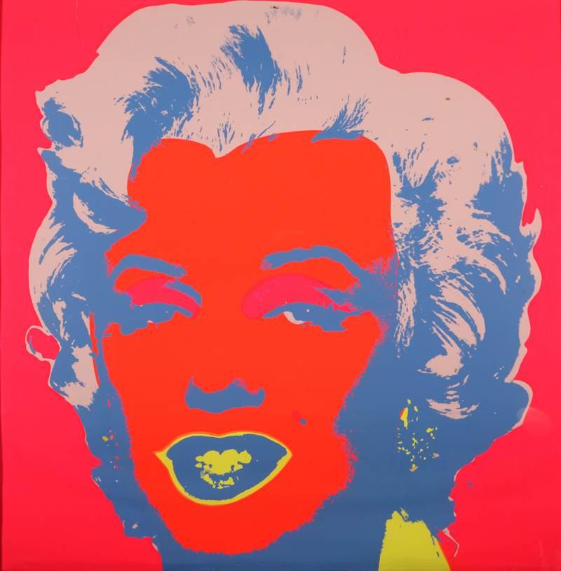 Hal 3061 Marilyn Monroe, disiapkan untuk lelang