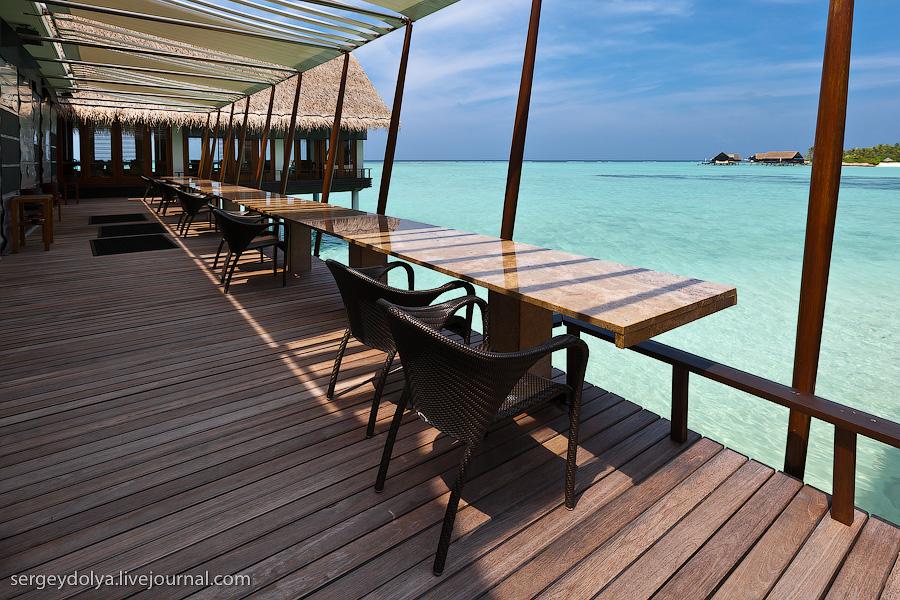 31105 Лучший в мире курортный отель на Мальдивах