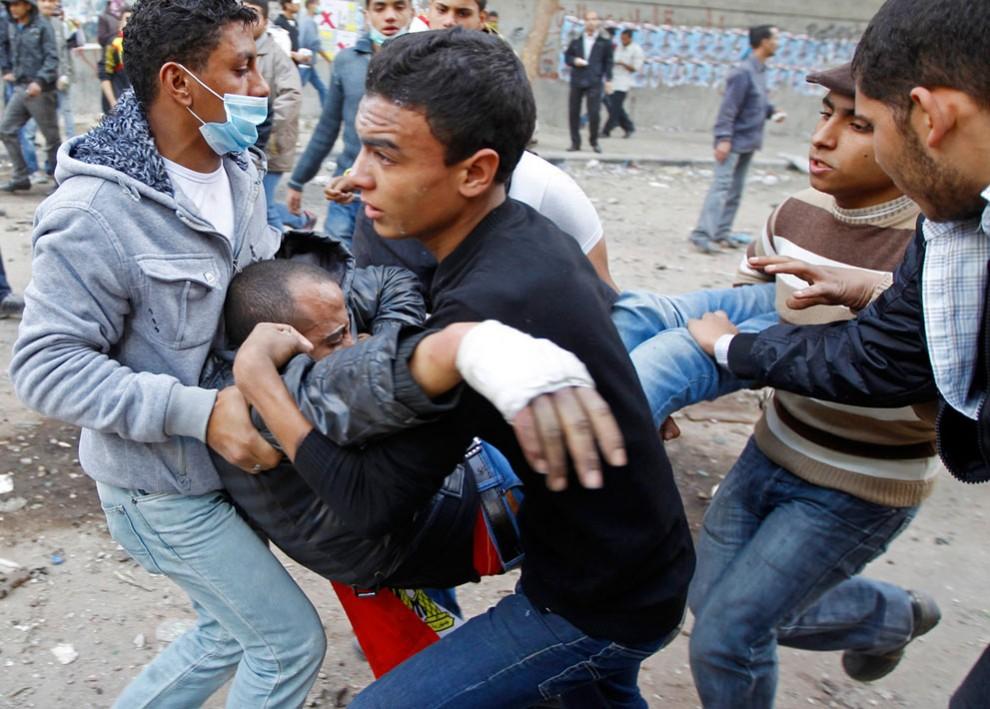 31114 990x709 nuevos disturbios en El Cairo