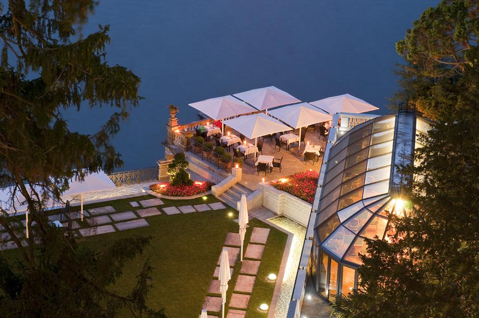 3123 Casta Diva Resort на озере Комо