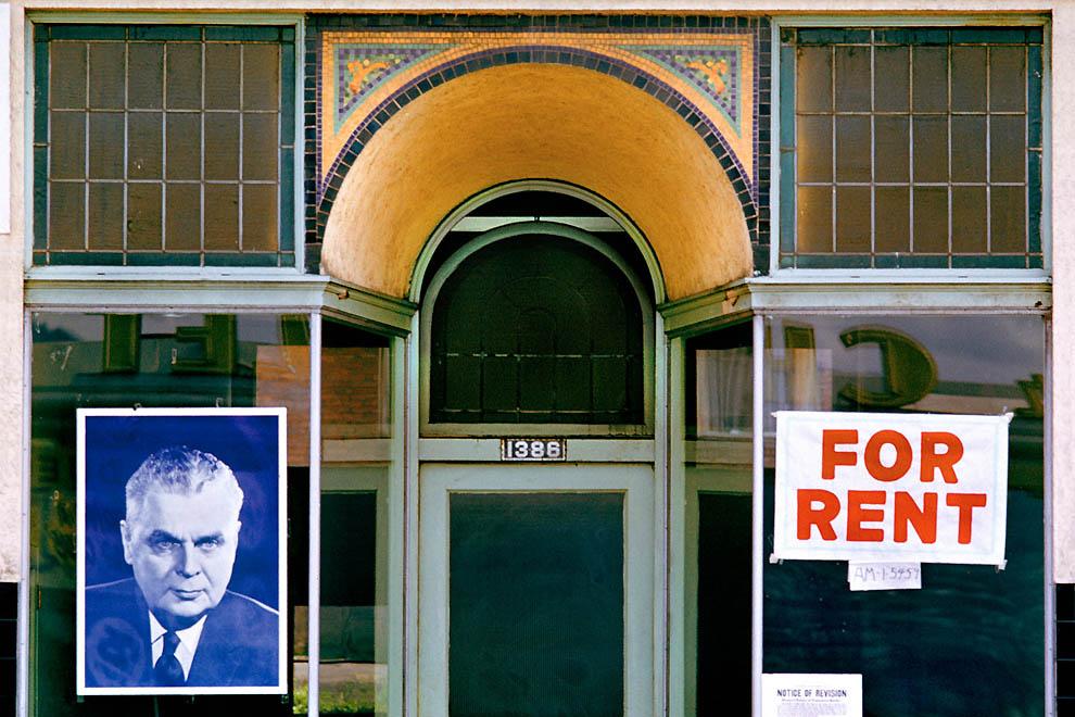 3156 Цветные фотографии Фреда Херцога из 1960 х: Ванкувер и не только