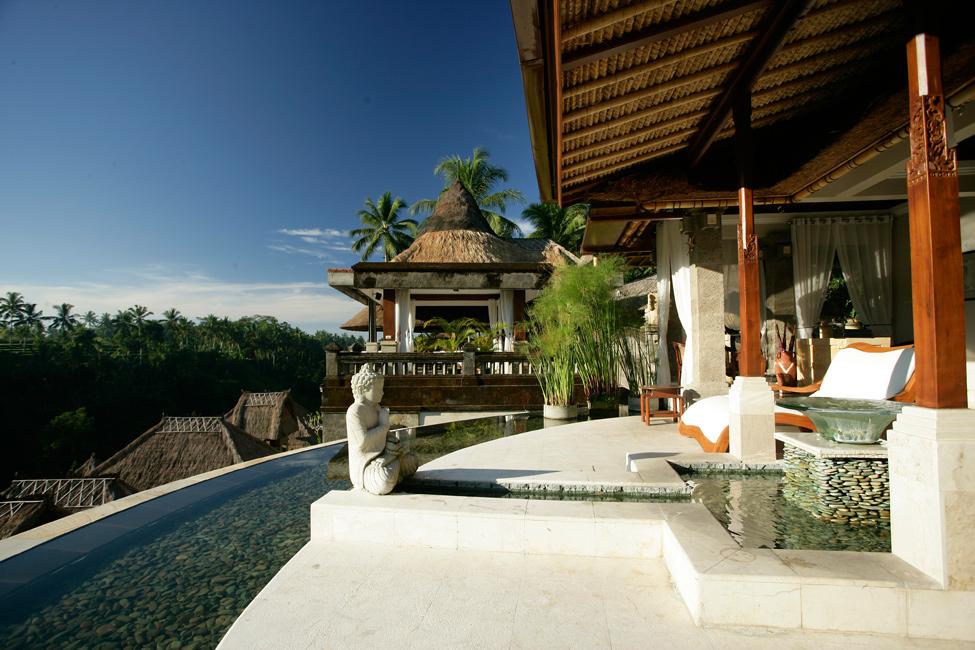 3172 Viceroy Bali – пятизвездочный отель на Бали