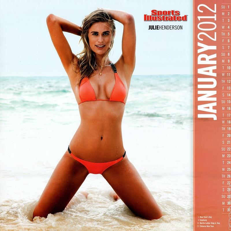 Sports Illustrated 3181 Kalender 2012