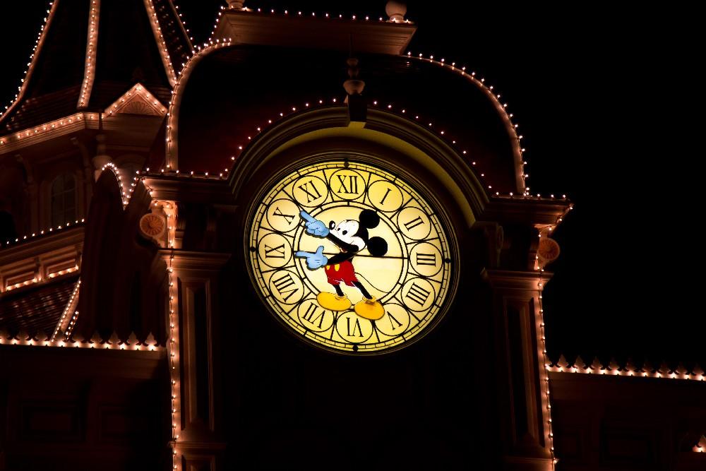 3196 Disneyland Paris: Парижский Диснейленд