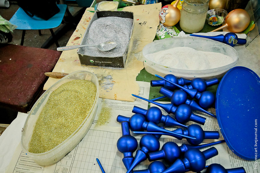 3229 Фабрика ёлочных игрушек