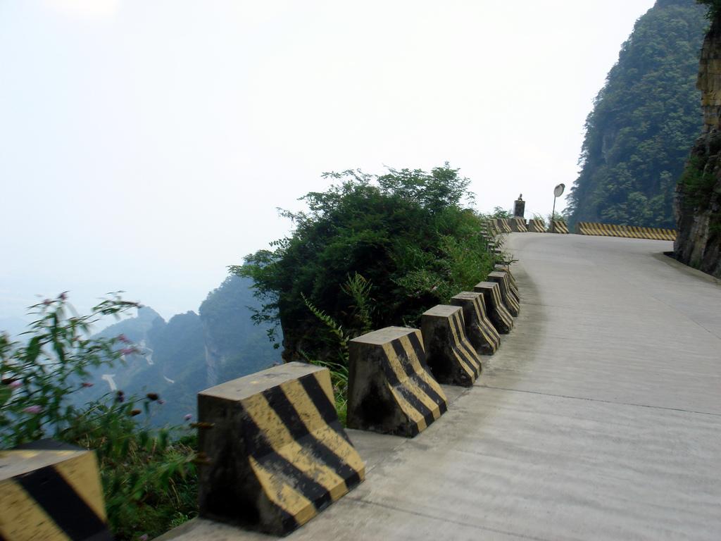 3250 Дорога в небеса – самая страшная дорога Китая