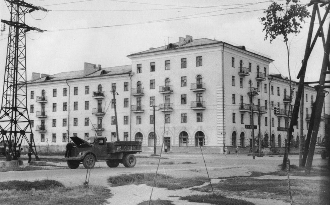 326 Иваново в 60 е годы