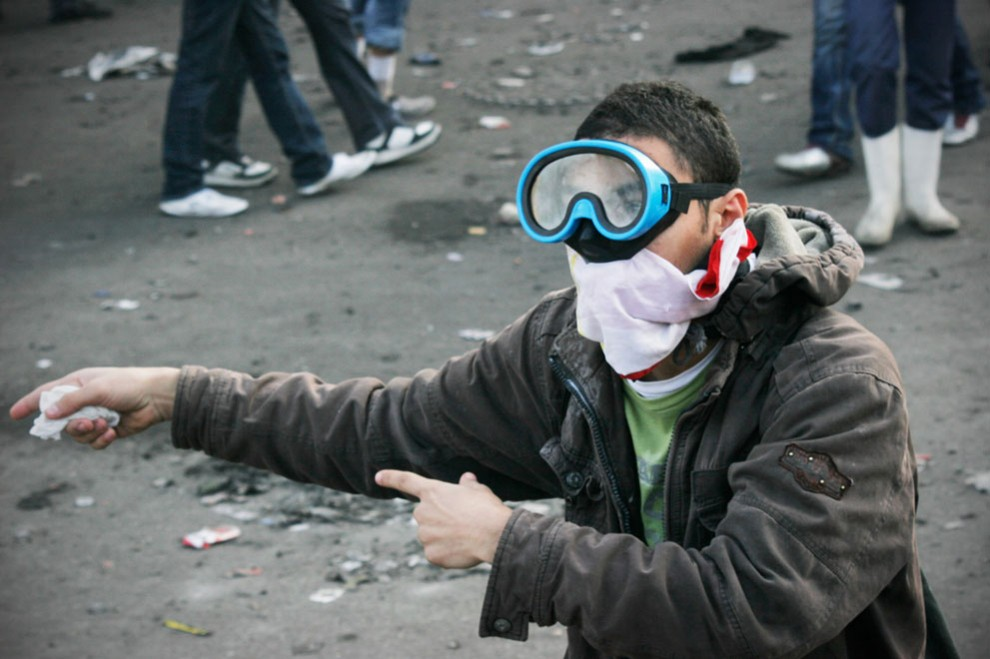 3264 990x659 nuevos disturbios en El Cairo